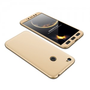 Θήκη Hybrid Full Body 360° Xiaomi Redmi Note 5A Prime - Gold
