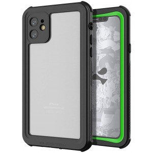 Ghostek Nautical 2 Αδιάβροχη Θήκη Apple iPhone 11 - Green