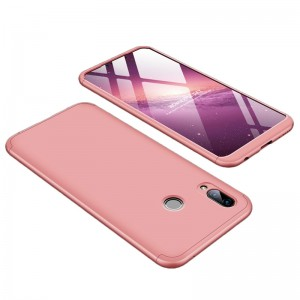 GKK Θήκη Hybrid Full Body 360° Huawei Honor Play - Rose Gold
