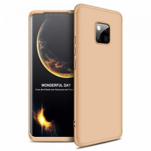 GKK Θήκη Hybrid Full Body 360° Huawei Mate 20 Pro - Gold