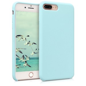 KW TPU Θήκη Σιλικόνης Apple iPhone 7 Plus / 8 Plus - Soft Flexible Rubber Protective Cover - Mint