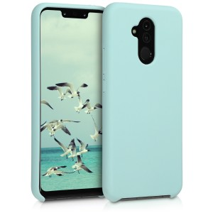 KW TPU Θήκη Σιλικόνης Huawei Mate 20 Lite - Soft Flexible Rubber Protective Cover - Mint Matte