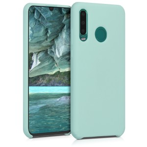 KW TPU Θήκη Σιλικόνης Huawei P30 Lite - Soft Flexible Rubber Protective Cover - Mint Matte