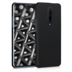 Kalibri Aramid Fiber Body - Σκληρή Θήκη OnePlus 7 Pro - Black Matte