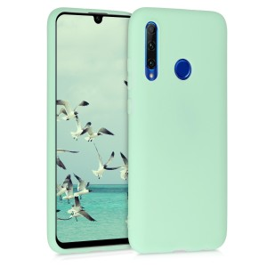 KW Θήκη Σιλικόνης Huawei Honor 20 Lite - Mint Matte