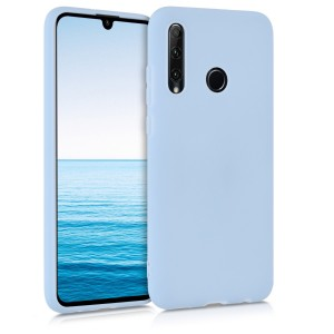 KW Θήκη Σιλικόνης Huawei Honor 20 Lite - Light Blue Matte