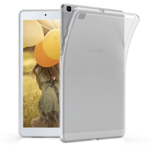 "KW Θήκη Σιλικόνης Samsung Galaxy Tab A 8.0"" 2019 - Transparent"