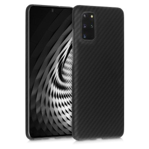 Kalibri Aramid Fiber Body - Σκληρή Θήκη Samsung Galaxy S20 Plus - Black Matte