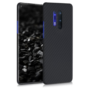 Kalibri Aramid Fiber Body - Σκληρή Θήκη OnePlus 8 Pro - Black Matte