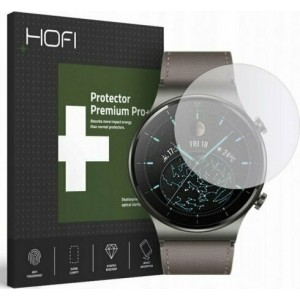 Hofi Premium Tempered Glass Pro+ Huawei Watch GT 2 Pro