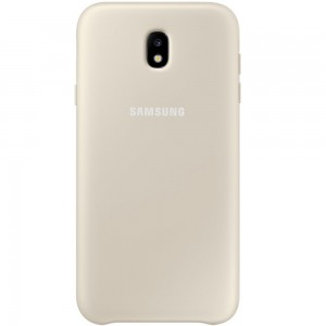 Samsung Official Dual Layer Cover Samsung Galaxy J3 2017- Gold