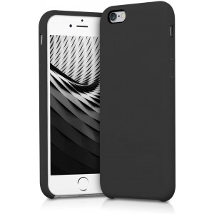 kw-mobile-thiki-silikonis-apple-iphone-6s-6-soft-flexible-rubber-cover-black-matte