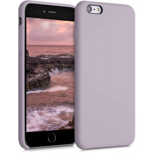 KWmobile Θήκη Σιλικόνης Apple iPhone 6S Plus / 6 Plus - Soft Flexible Rubber Cover - Dream Of Cotton