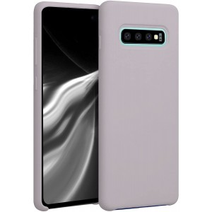 KWmobile Θήκη Σιλικόνης Samsung Galaxy S10 Plus - Soft Flexible Rubber Cover - Dream Of Cotton