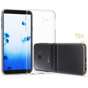 KW Θήκη Σιλικόνης Samsung Galaxy J4 Plus 2018 - Transparent