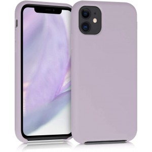KWmobile Θήκη Σιλικόνης Apple iPhone 11 - Soft Flexible Rubber Cover - Dream of Cotton