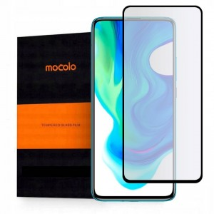 Mocolo TG+ Full Glue Tempered Glass - Fullface Αντιχαρακτικό Γυαλί Xiaomi Poco F2 Pro - Black