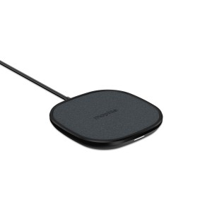 Mophie Wireless Charging Pad Σταθμός Ασύρματης Φόρτισης Quickcharge 10W – Ultrasuede / Black