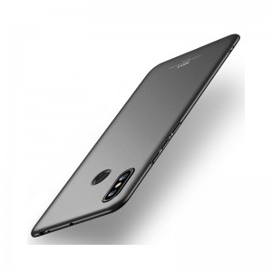 MSVII Super Slim Σκληρή Θήκη PC Xiaomi Mi Max 3 - Black