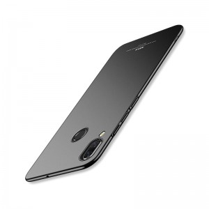 MSVII Super Slim Σκληρή Θήκη PC Huawei P Smart Plus - Black
