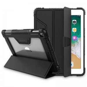 "Nillkin Armor Leather Θήκη iPad 7 / 8 10.2"" 2019 / 2020  - Black"