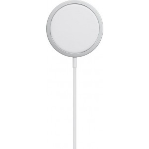 Official Apple MagSafe Charger - Ασύρματος Φορτιστής για iPhone 12 - White