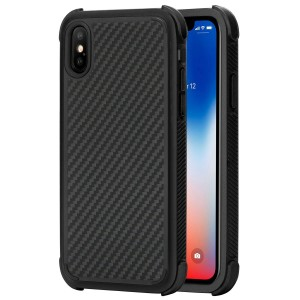 Pitaka MagCase Pro - Θήκη Kevlar Body iPhone X/XS - Black