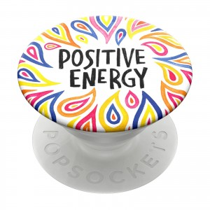 PopSocket Positive Energy - White