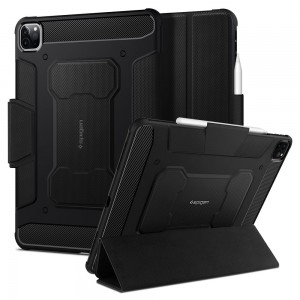 "Spigen Θήκη Rugged Armor Pro iPad Pro 11"" 2018 / 2020 - Black"