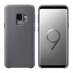 Samsung Official Hyperknit Cover - Sporty and Light - Σκληρή Θήκη Galaxy S9 - Gray