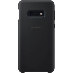 Samsung Official Silicon Cover - Silky and Soft-Touch Finish - Θήκη Σιλικόνης Samsung Galaxy S10e - Black