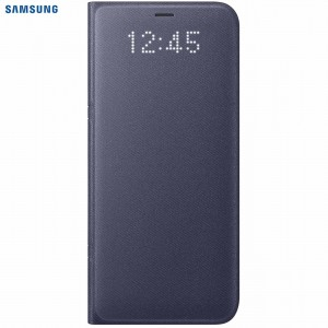 Official Samsung LED View Cover Galaxy S8 Plus - Violet