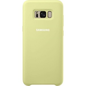 Samsung Official Silicon Cover - Silky and Soft-Touch Finish - Θήκη Σιλικόνης Samsung Galaxy S8 Plus - Green