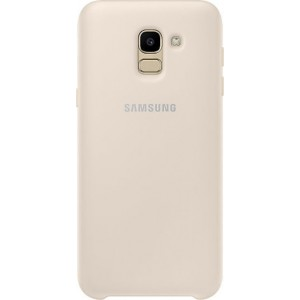 Samsung Official Dual Layer Cover Samsung Galaxy J6 2018 - Gold