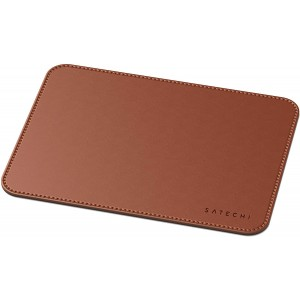 Satechi Eco-Leather Mousepad - Brown
