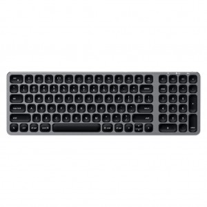 Satechi Compact Backlit Bluetooth Keyboard - Black