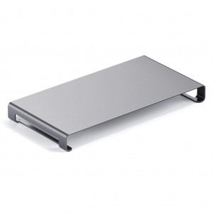Satechi Slim Aluminum Monitor Stand - Βάση Οθόνης / Laptop - Space Gray