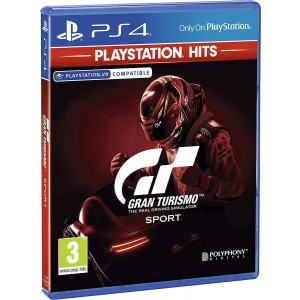 Sony Racing Game Gran Turismo Sport Παιχνίδι για PS4 & PS5