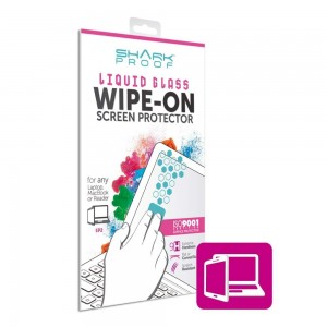 Shark Proof Wipe-On Liquid Screen Protector - Υγρό Προστασίας Οθόνης για Laptops
