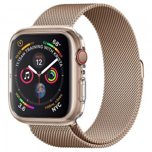 Spigen Θήκη Liquid Crystal Apple Watch 4 (44mm) - Crystal Clear