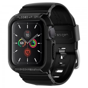 Spigen Θήκη Rugged Armor Pro Apple Watch 5/43/2/1 (40mm) - Black