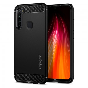 Spigen Θήκη Rugged Armor Xiaomi Redmi Note 8 - Black Matte
