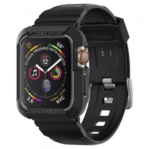 Spigen Θήκη Rugged Armor Pro Apple Watch 3/2/1 (42mm) - Black