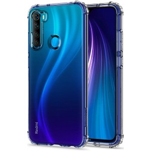 Spigen Θήκη Crystal Shell Xiaomi Redmi Note 8 - Crystal Clear