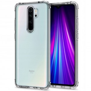 Spigen Θήκη Crystal Shell Xiaomi Redmi Note 8 Pro - Crystal Clear
