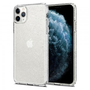 Spigen Θήκη TPU Liquid Crystal iPhone 11 Pro Max - Crystal Glitter
