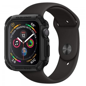Spigen Θήκη Tough Armor Apple Watch 4 (44mm) - Black