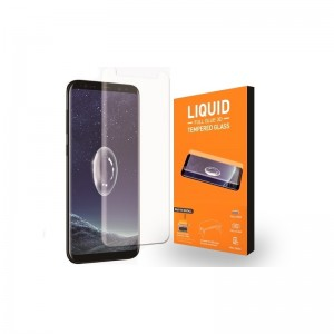 T-MAX Replacement Kit of Liquid 3D Tempered Glass - Σύστημα αντικατάστασης Samsung Galaxy S8