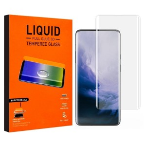 T-MAX Replacement Kit of Liquid 3D Tempered Glass - Σύστημα Αντικατάστασης OnePlus 7 Pro / 7T Pro