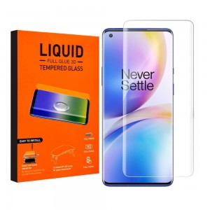 T-MAX Replacement Kit of Liquid 3D Tempered Glass - Σύστημα Αντικατάστασης OnePlus 8